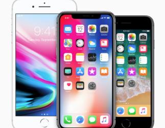 Réduction de prix sur le remplacement des batteries d'iPhone
